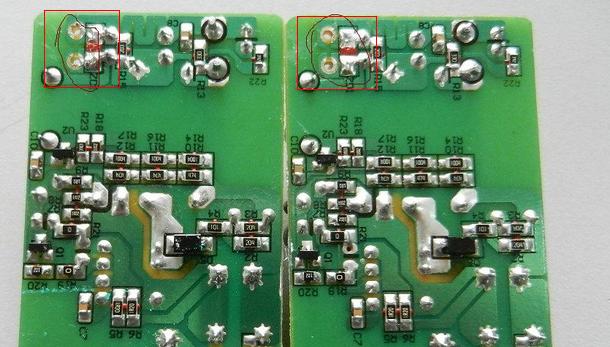 PCB板过炉后铜箔脱落现象处理