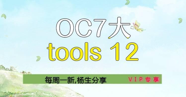 VIP|品质管理工具QC7tools12