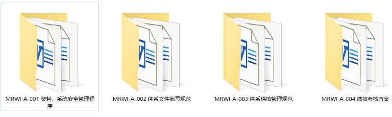 VIP.三阶文件|体系部三阶文件清单与资料