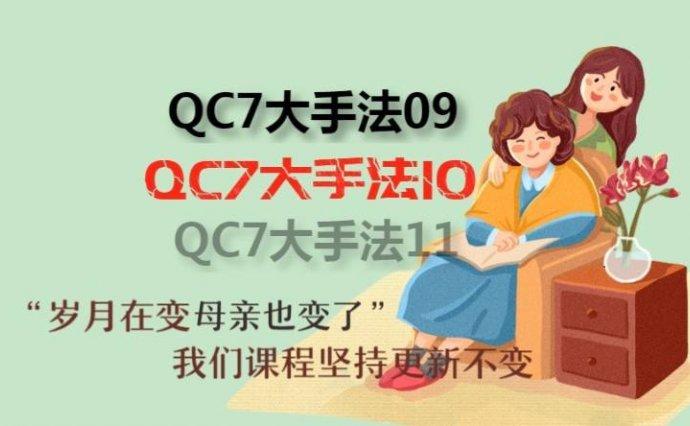 VIP 品质管理工具QC7tools10