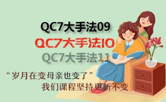 VIP|品质管理工具QC7tools10